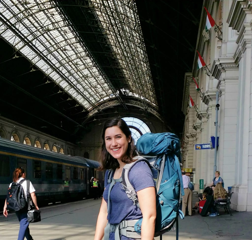 How We Downsized Our Lives to Backpack the World