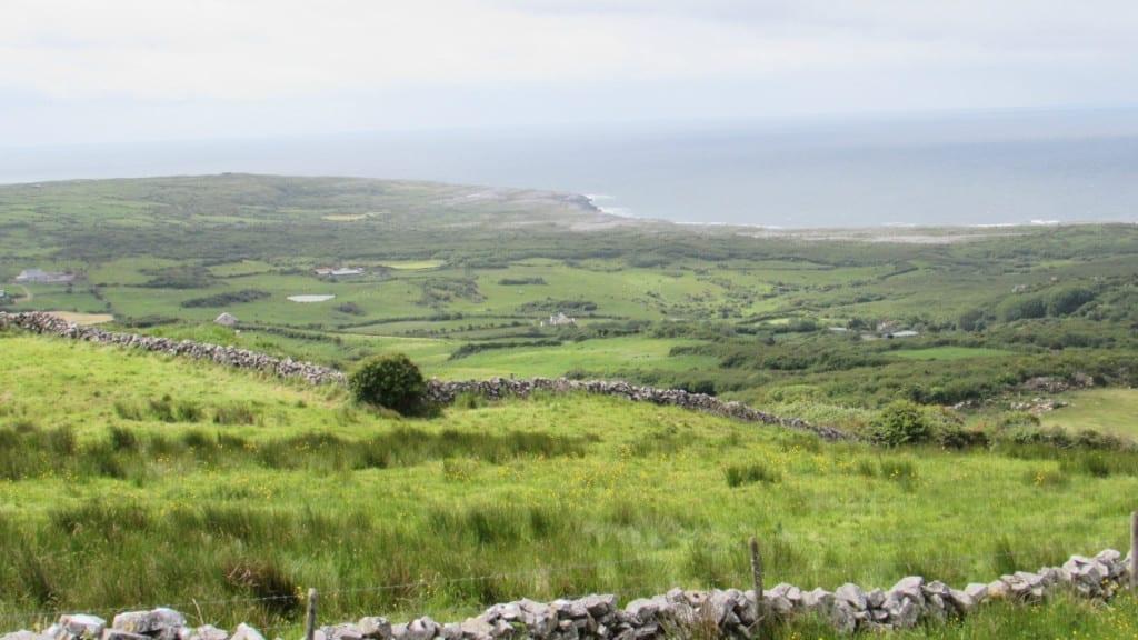 Burren Way, County Clare, Ireland