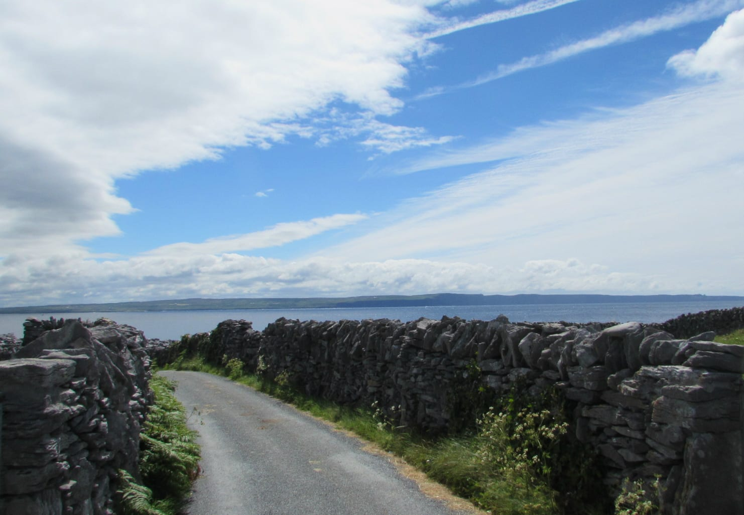 Inisheer, the Aran Islands, Ireland