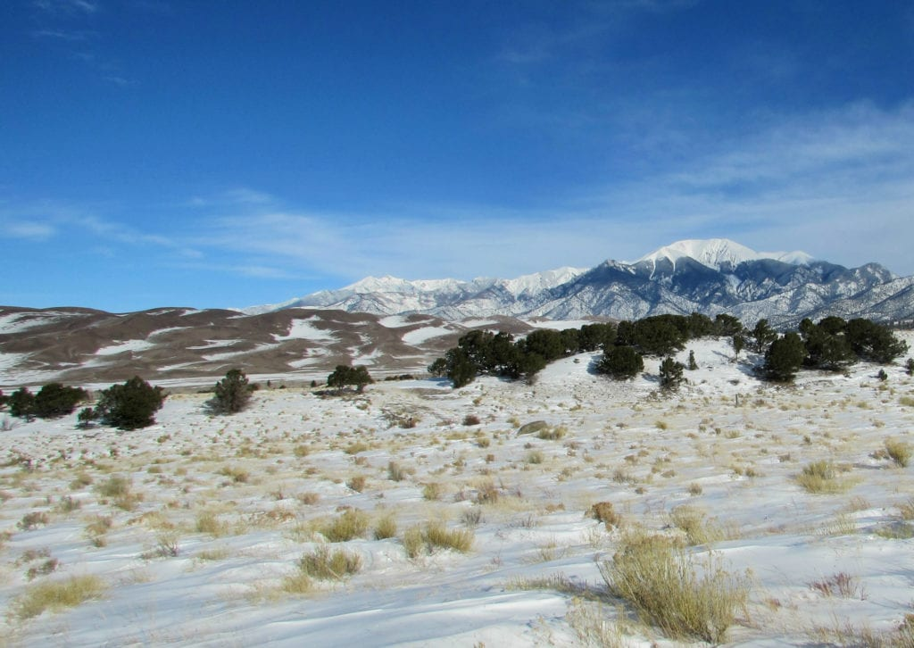 Great Sand Dunes National Park, Colorado--How to Calculate Your Travel Budget
