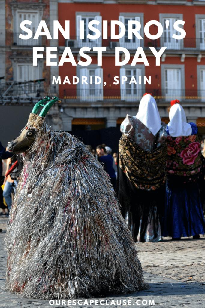 San Isidro Feast Day, Madrid