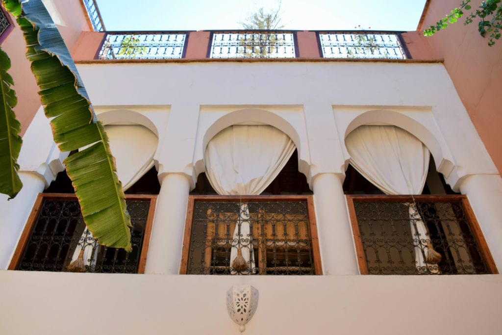 Morocco Travel Budget: Marrakech Riad