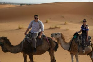 Travel Budget for Morocco