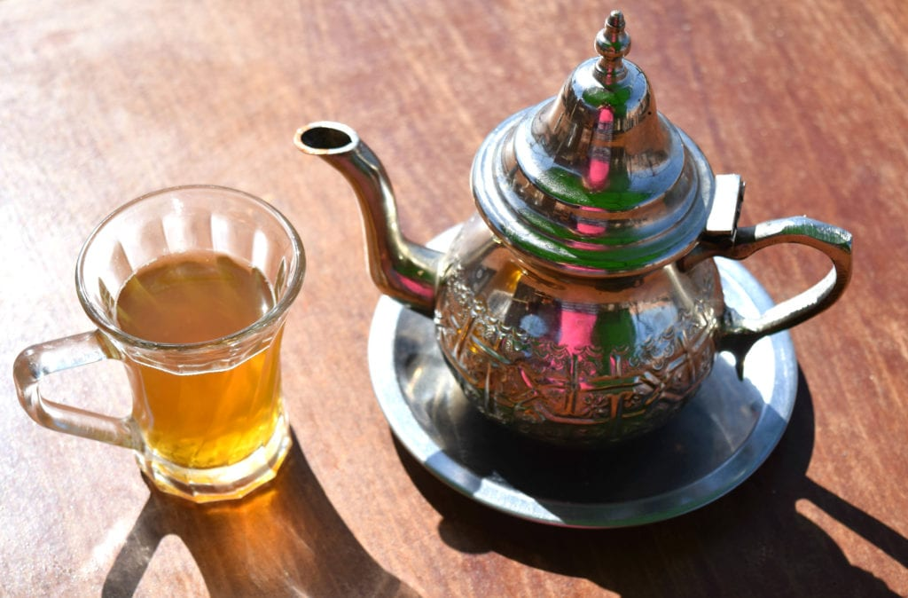 Sahara Desert Tour in Morocco: Moroccan Tea Pot