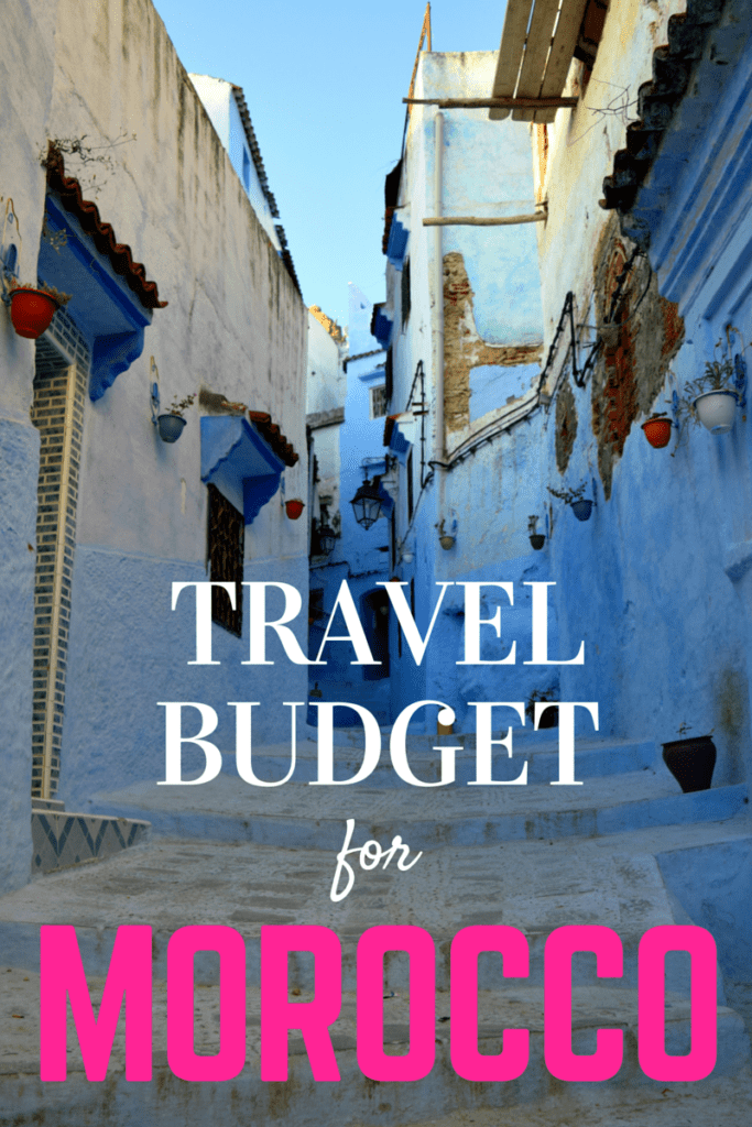 Morocco Travel Budget: #morocco #travel #moroccobudget