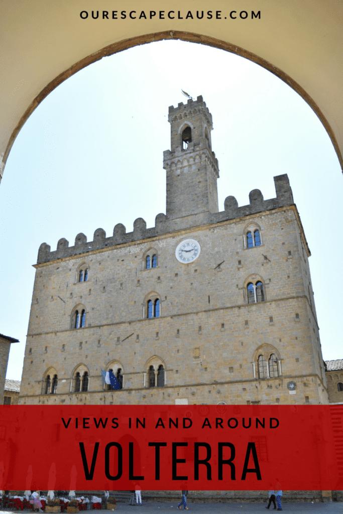 Day Trip to Volterra