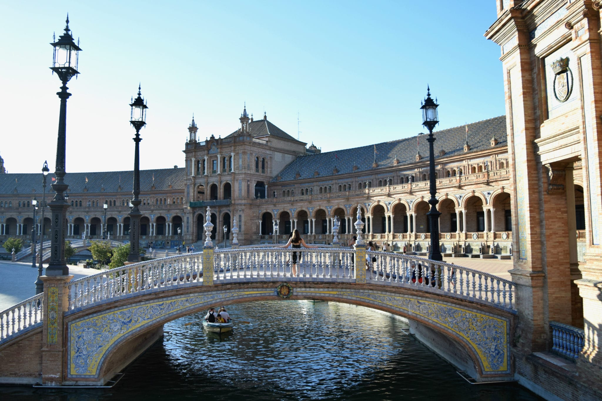 Packing List for Europe in the Fall: Plaza de Espana, Sevilla, Spain