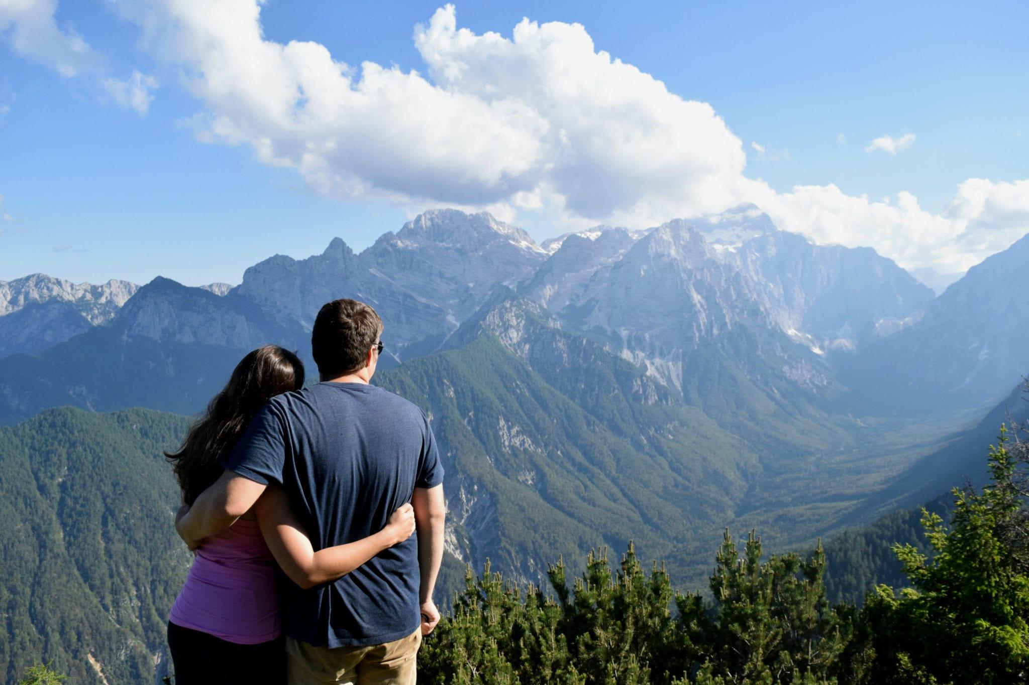 hike triglav national park
