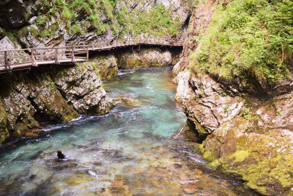 Slovenia Travel Budget: Vintgar Gorge