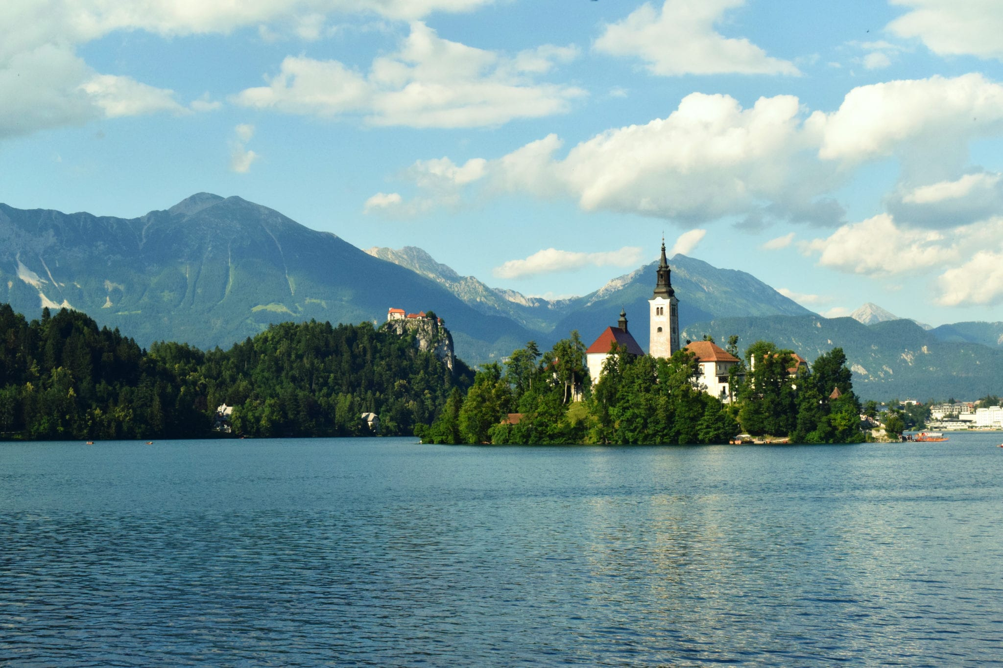stunning sights in slovenia