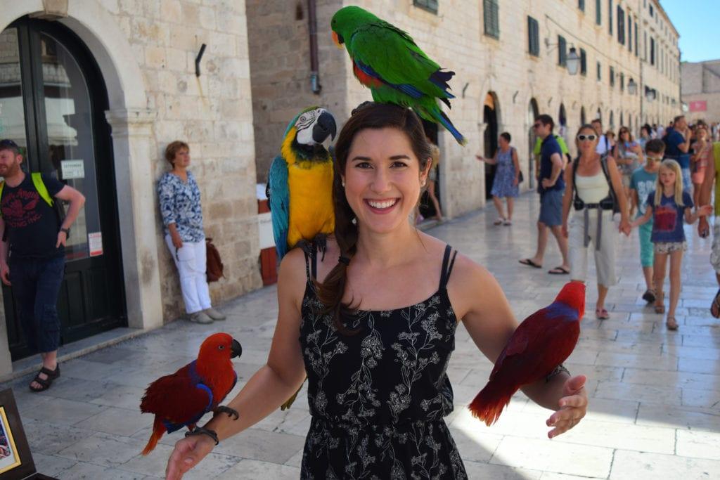A Visit to Delightful Dubrovnik Croatia
