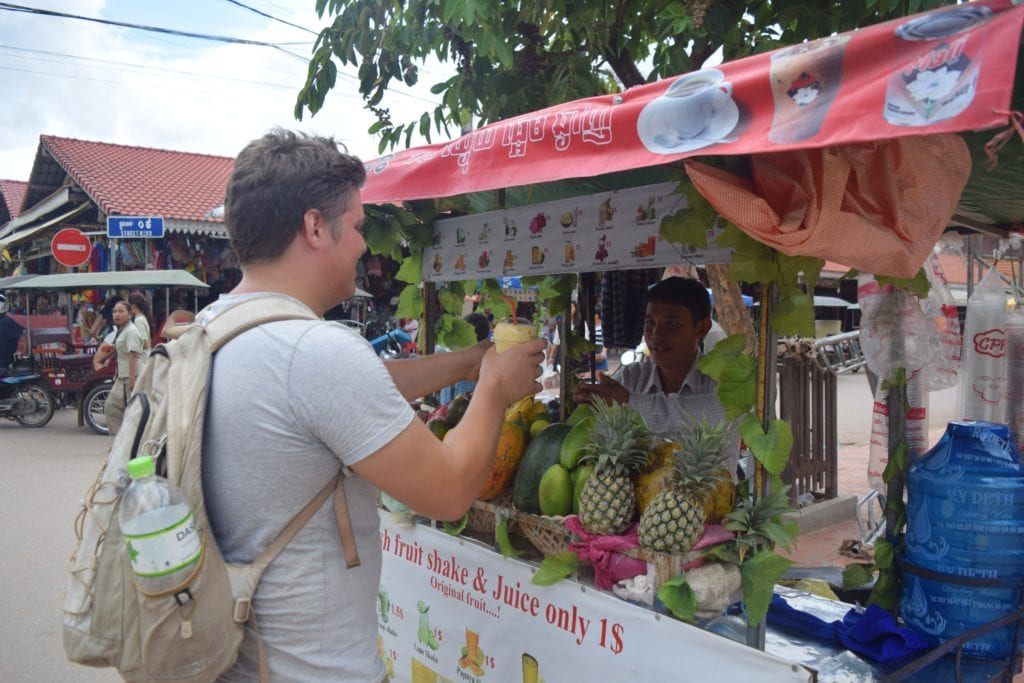 Siem Reap, Cambodia--How to Calculate Your Travel Budget