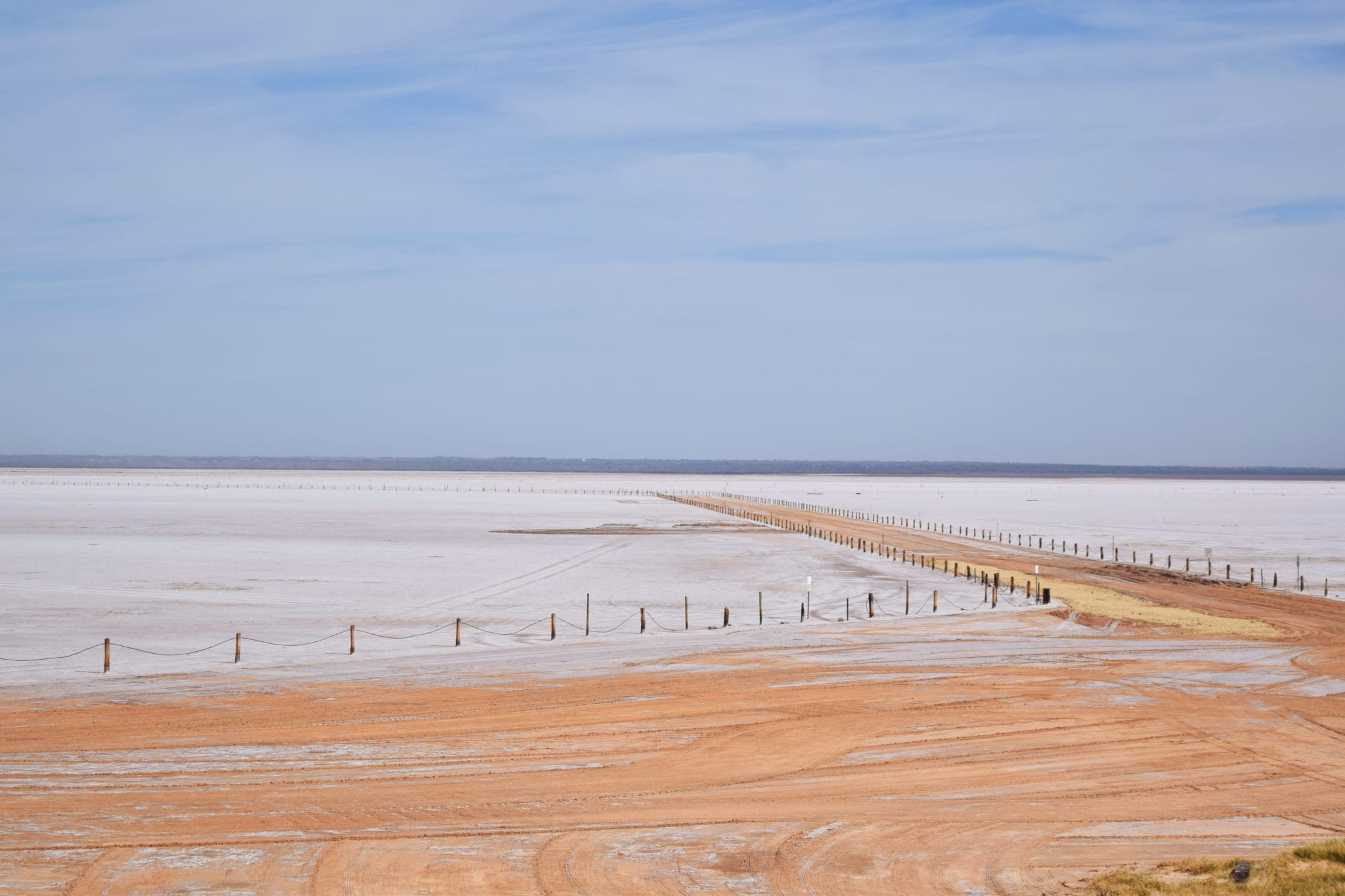 Great Salt Plains, Oklahoma