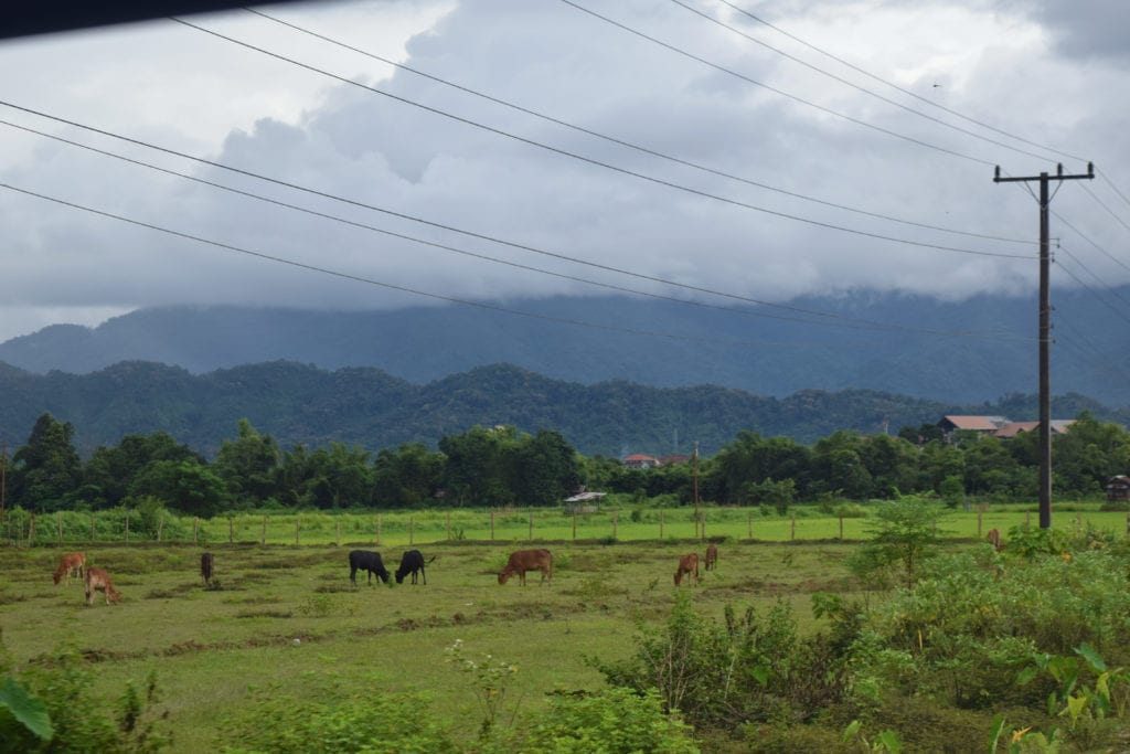 Best Time to Visit Laos -- Laos During the Wet Season -- Vang Vieng