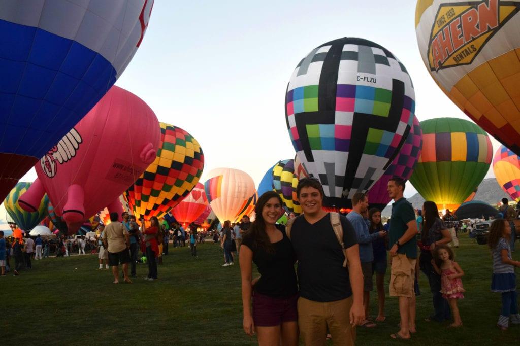 albuquerque balloon fiesta