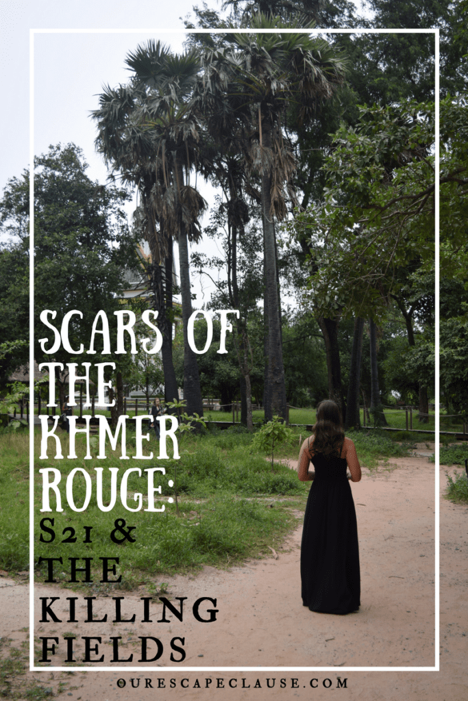 Khmer Rouge: S21 & The Killing Fields