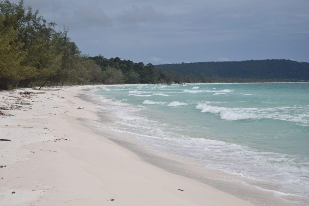 7 Kilometer Beach, Koh Rong