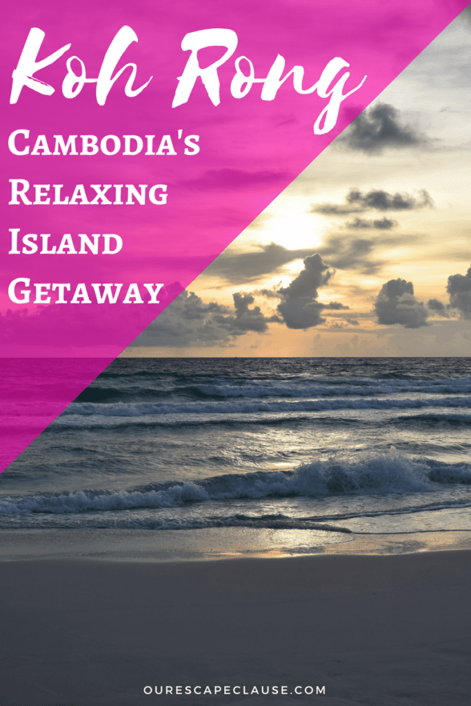 Koh Rong: Cambodia's Relaxing Island Getaway