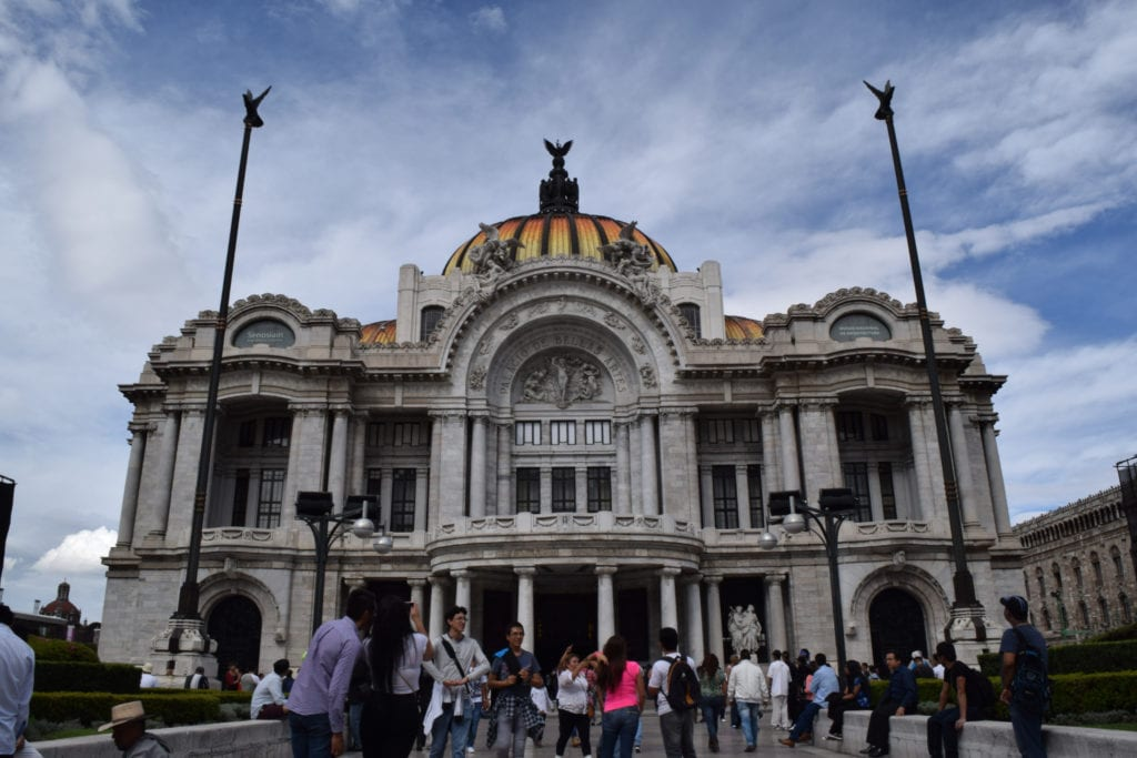 3 Days in Mexico City: Palace of the Arts