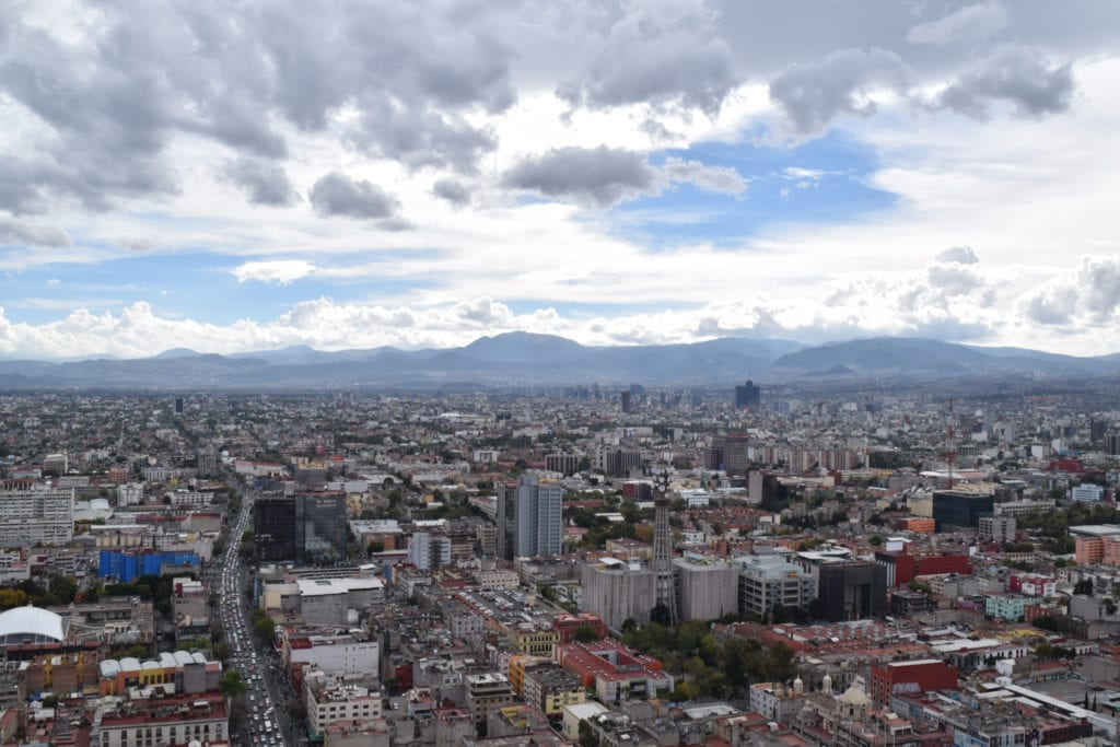 Backpacking Mexico Guide: Mexico City