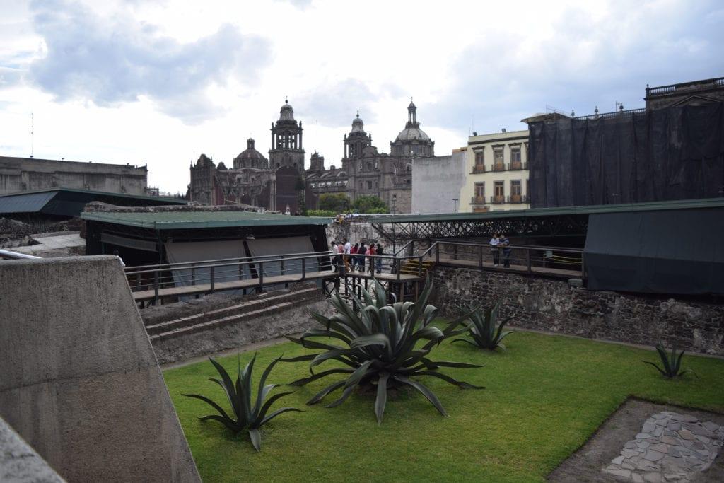 Three Days in Mexico City
