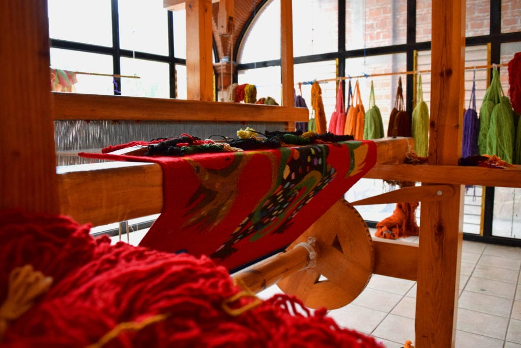 Why You Need to Backpack Mexico: Oaxaca City Textiles