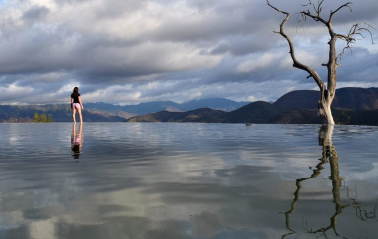 Things to Do in Oaxaca: Hierve el Agua