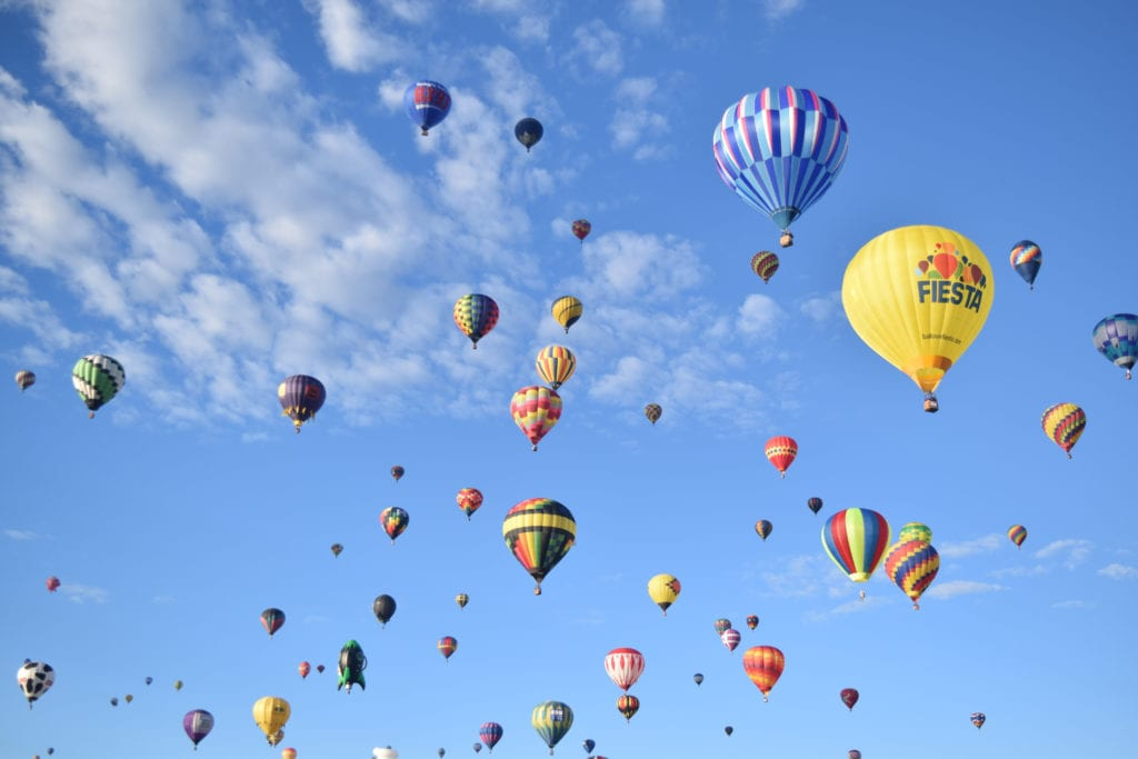 Albuquerque International Balloon Fiesta