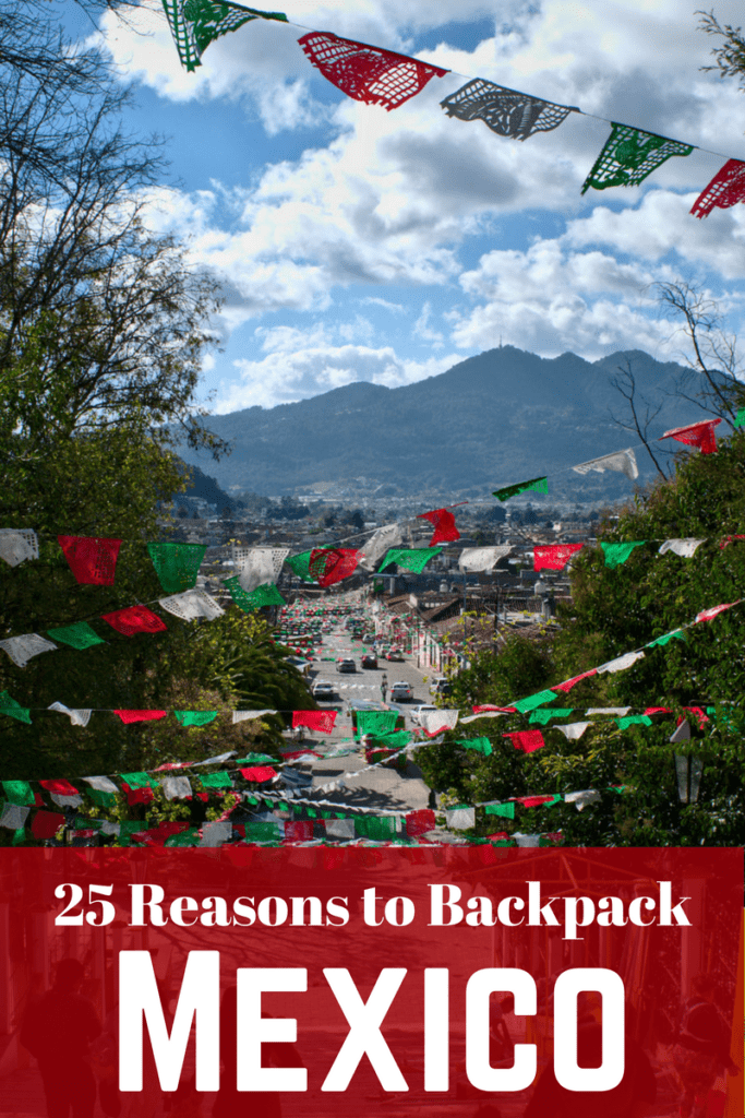 Americans Should Backpack Mexico