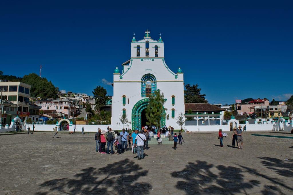Things to Do in Chiapas: Templo de San Juan, Chiapas, Mexico