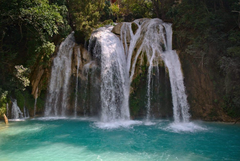 2 Weeks in Mexico Itinerary, El Chiflon, Chiapas