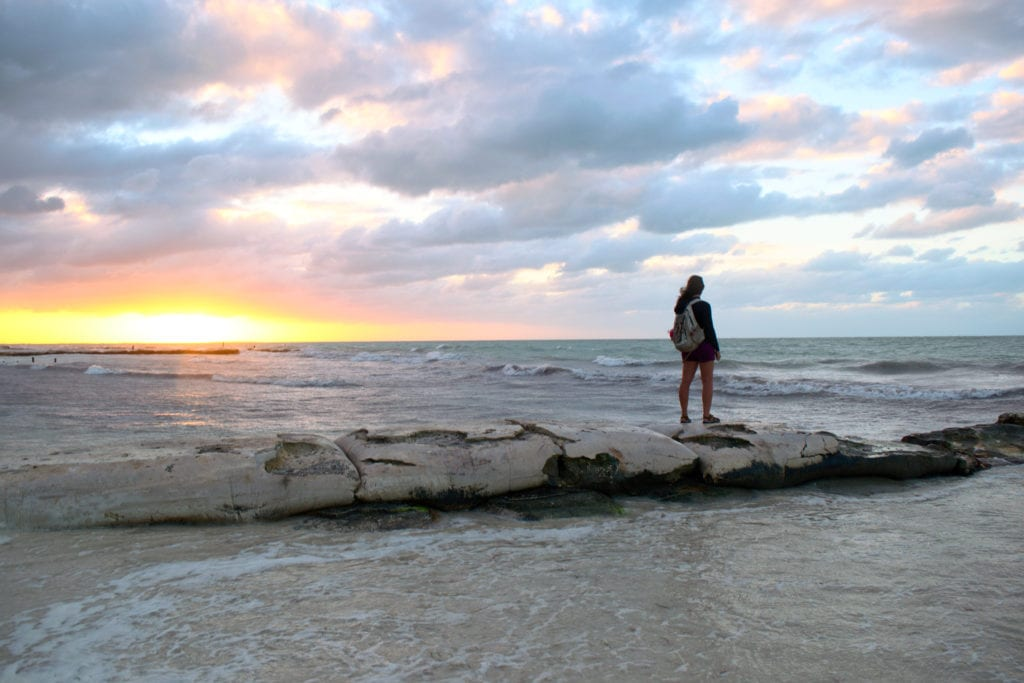 Things to Do on Isla Holbox: Sunset