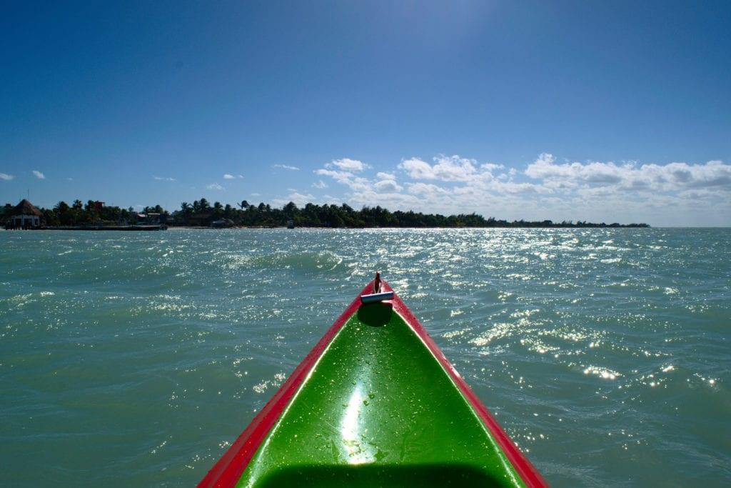 Things to Do on Isla Holbox: Kayaking