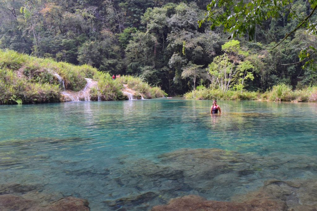 Visiting Semuc Champey Independently