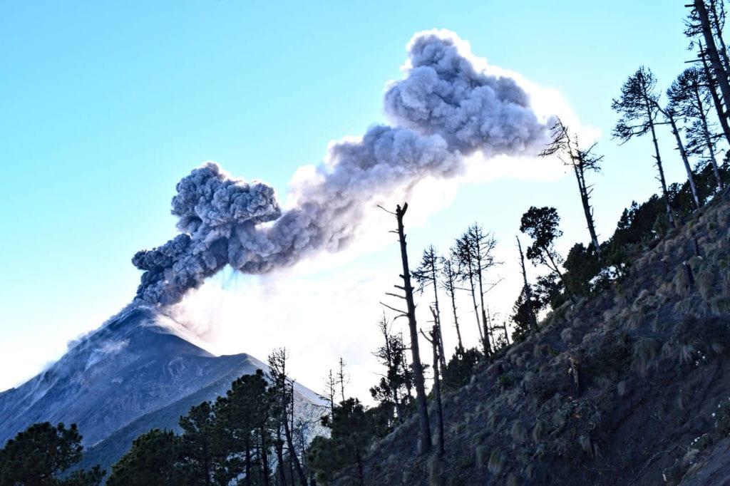 Tips for Hiking Volcano Acatenango