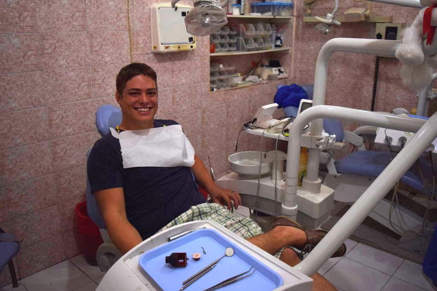 Going to the Dentist in Antigua
