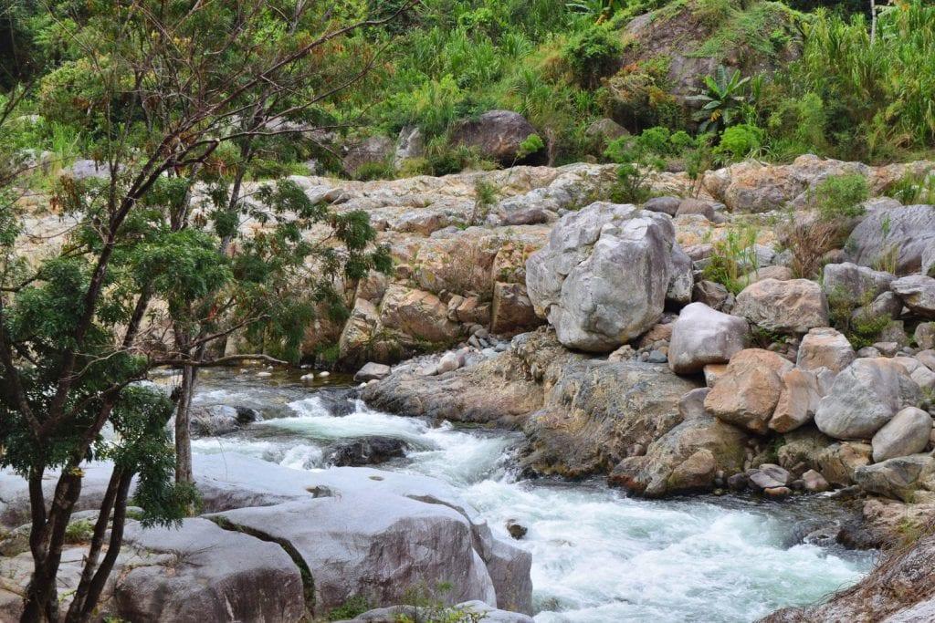 Whitewater Rafting in Honduras