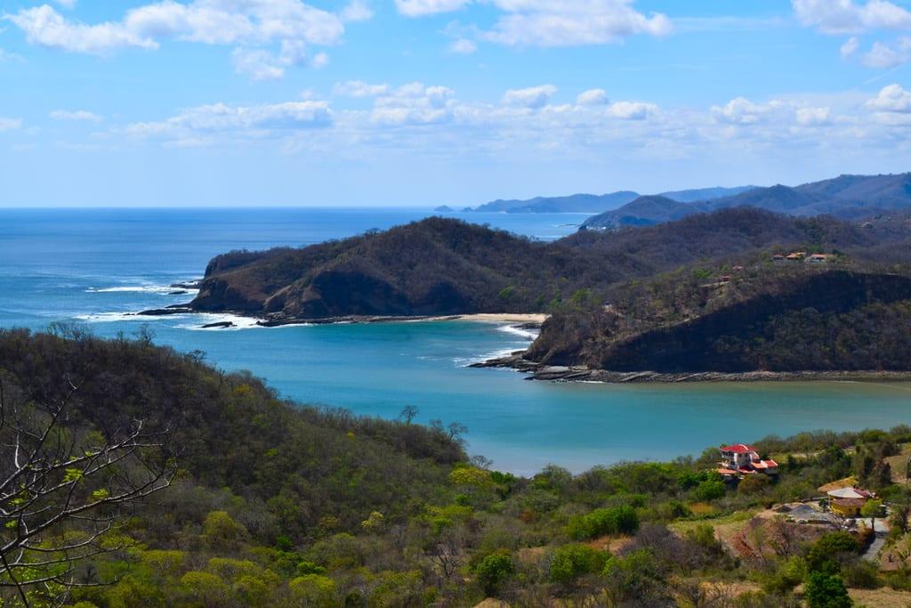 Costa Rica vs Nicaragua: Coastline