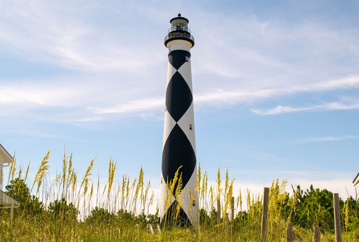 Things to Do in Beaufort NC: Day Trip to Cape Lookout