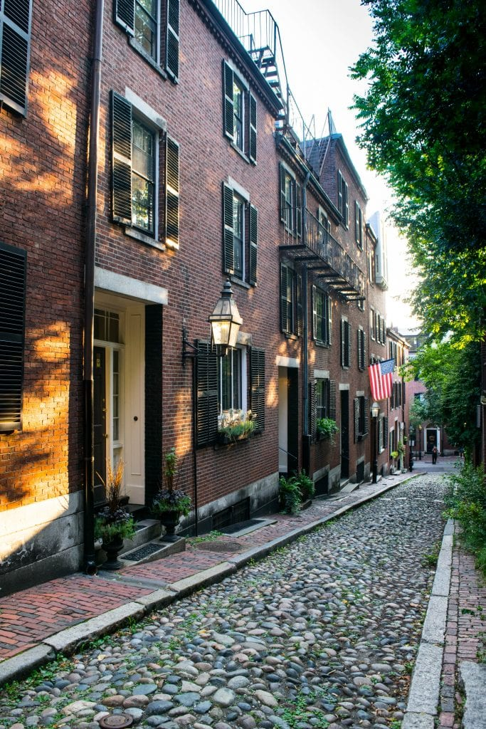 2 Days in Boston Itinerary: Beacon Hill