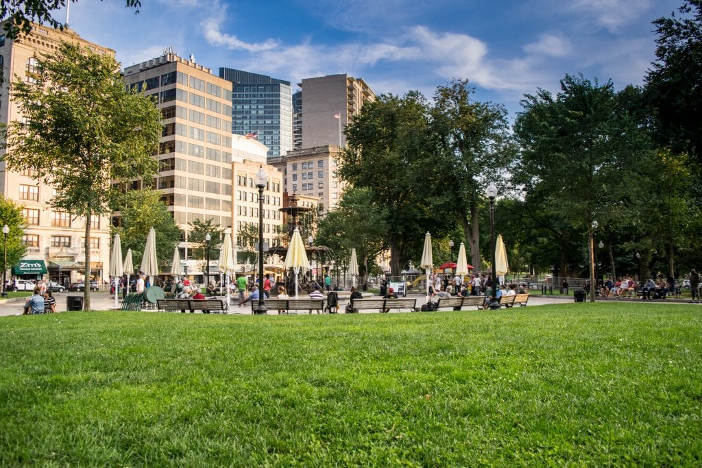 Things to Do in Boston: Boston Common