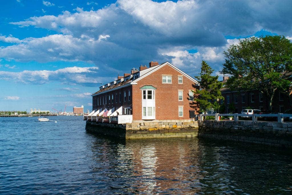 Things to Do in Boston: Harborwalk