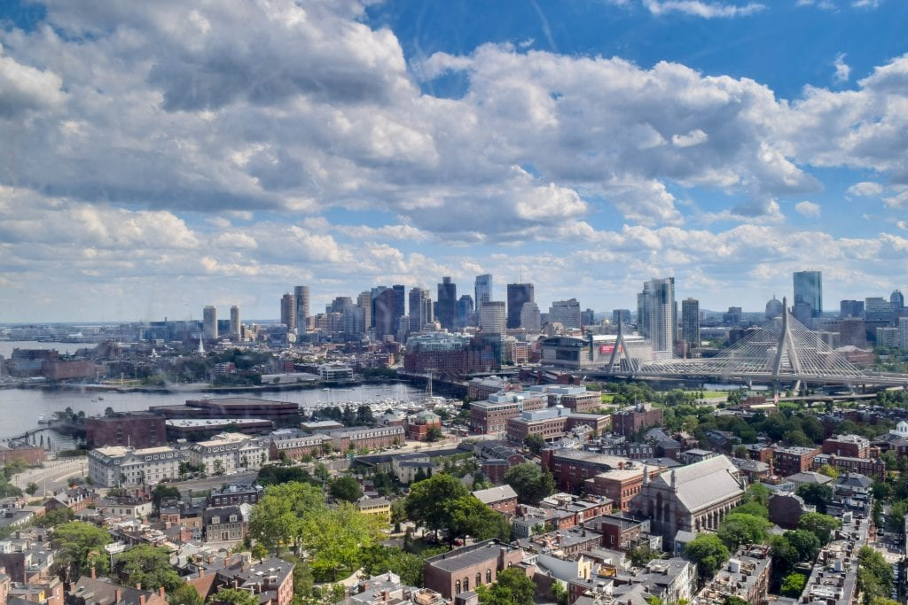 Things to Do in Boston: Bunker Hill Monument View