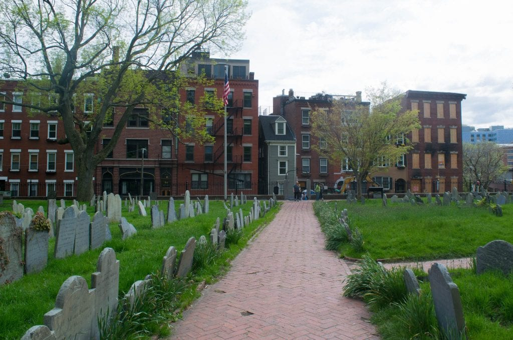 2 Days in Boston Itinerary: Spite House
