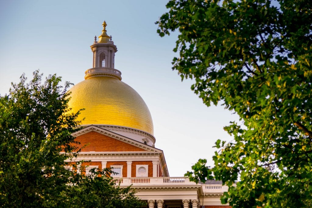 Things to Do in Boston: Massachusetts State House
