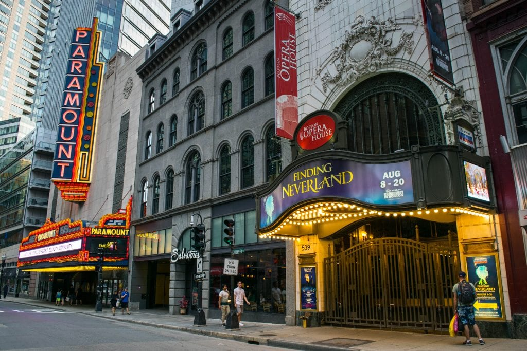 Things to Do in Boston: Theater