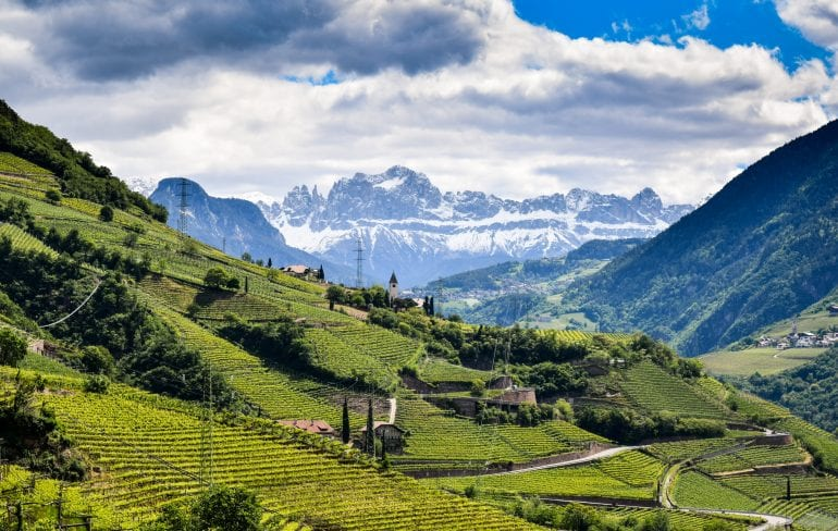 Packing List for Europe in the Fall: South Tyrol, Italy