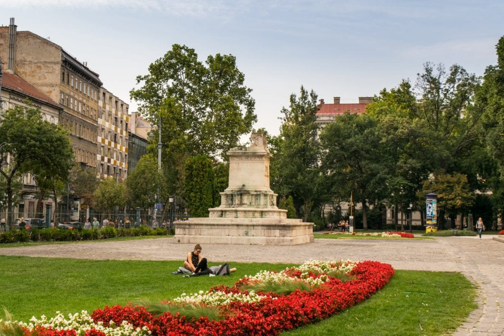 Best Things to Do in Budapest: Square