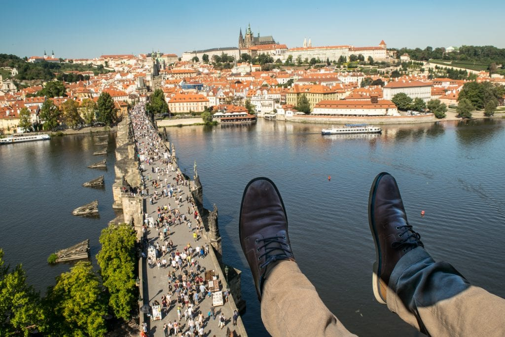 Best Viewpoints to Visit in Prague: Old Town Bridge Tower