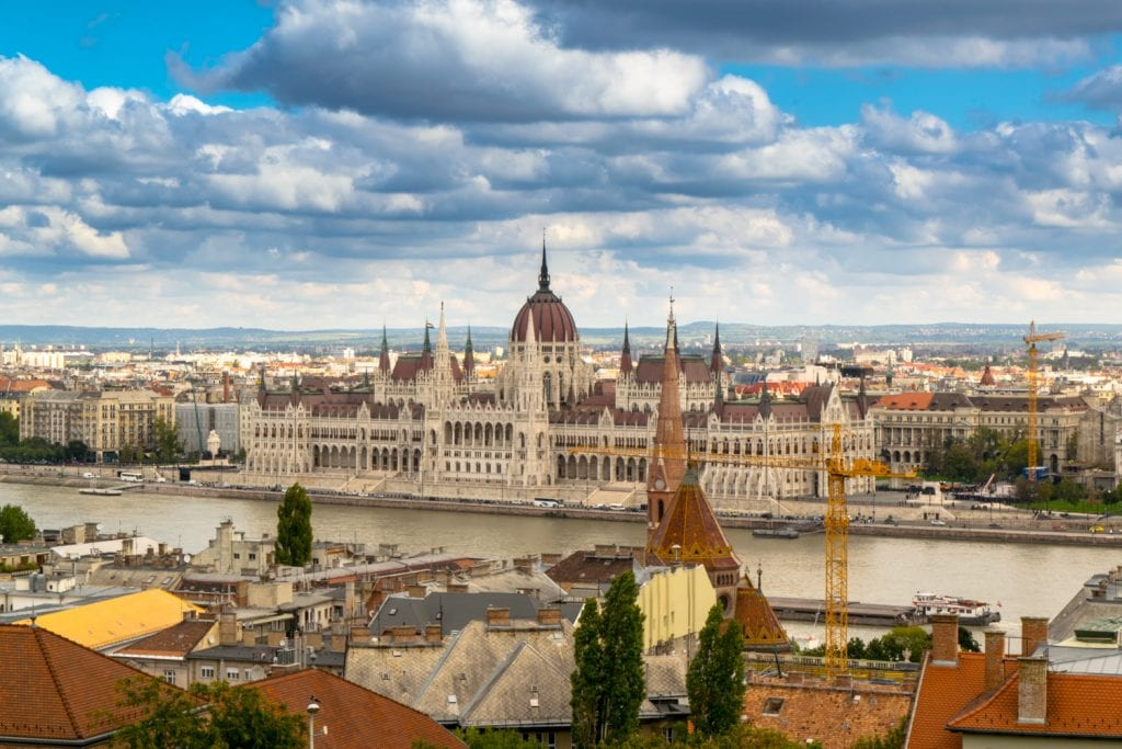 3 Days in Budapest Itinerary: Parliament